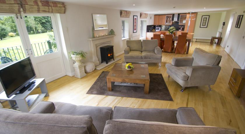 Thurnham Hall self catering apartments