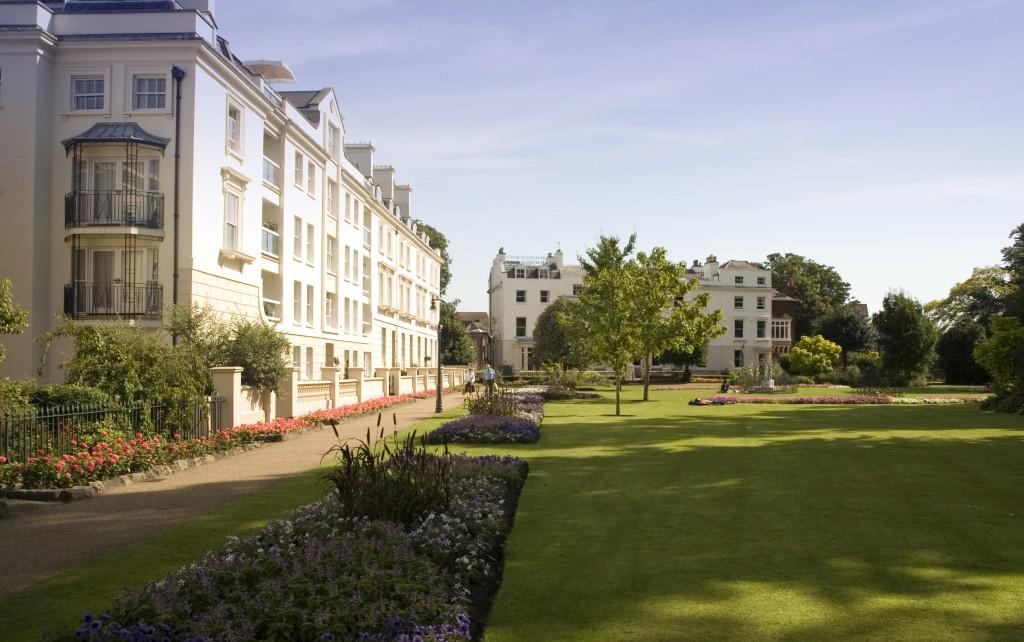 Dane John Gardens canterbury