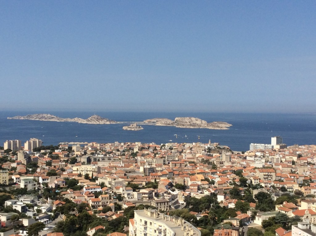 Destination sunny Marseille? Sorted.