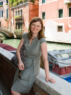 picture of editor Kim Jones in Venice